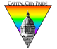 Capital city pride logo
