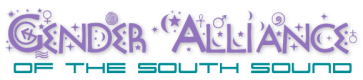 South Sound gender alliance logo